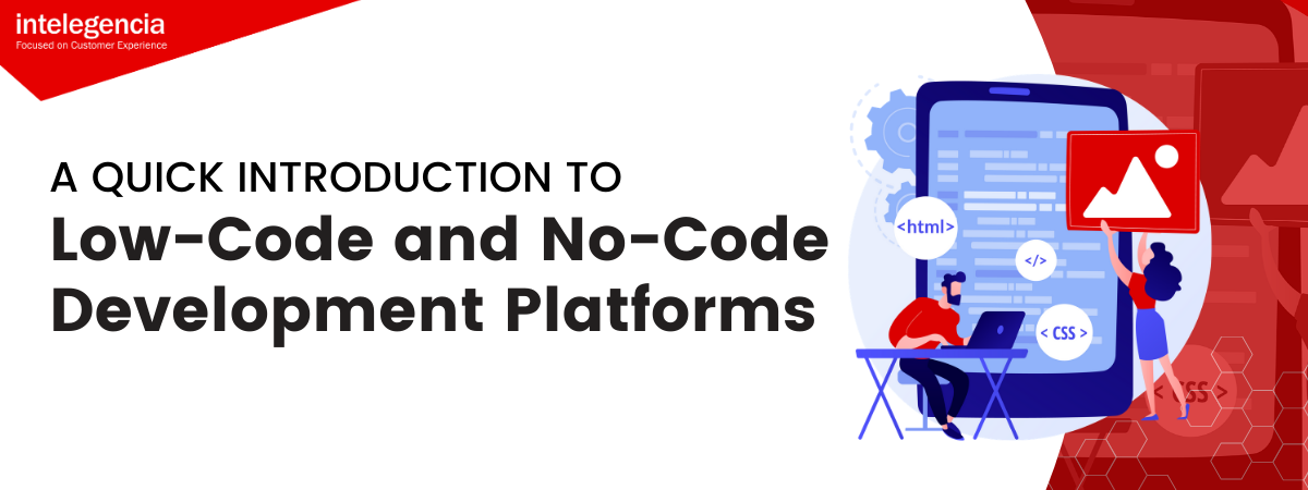 Low Code And No Code Development Platforms Banner
